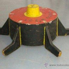 Antigüedades: ANTIGUO MOLDE DE FUNDICION. Lote 49745231