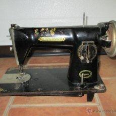 Antigüedades: ANTIGUA MÁQUINA DE COSER MARCA HEXAGON. Lote 49753740