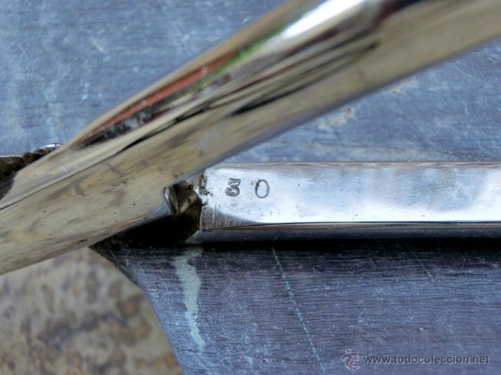 Antigüedades: INSTRUMENTAL MÉDICO GINECOLÓGICO - PINZAS DE EXTRACCIÓN - RARA HERRAMIENTA - MARCA HARTMANN - - Foto 10 - 49788159