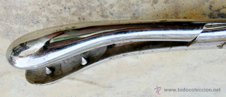 Antigüedades: INSTRUMENTAL MÉDICO GINECOLÓGICO - PINZAS DE EXTRACCIÓN - RARA HERRAMIENTA - MARCA HARTMANN - - Foto 11 - 49788159