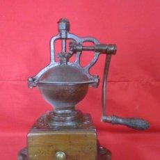 Antigüedades: ANTIGUO MOLINILLO DE CAFÉ PEUGEOT. RECIÉN RESTAURADO, ESTÁ PRECIOSO. . Lote 49825075
