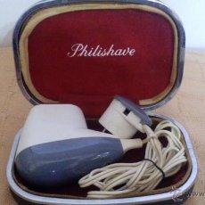 Antigüedades: AFEITADORA PHILISHAVE DE 1950. Lote 49856406