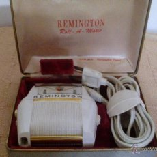 Antigüedades: AFEITADORA REMINGTON ROLL, A. MATIC. Lote 49856449