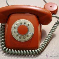 Teléfonos: AUTENTICO TELEFONO HERALDO CITESA MALAGA CTNE NI POST NI SIEMENS NI ALEMAN REVISADO DECORADO VER MAS. Lote 101366051