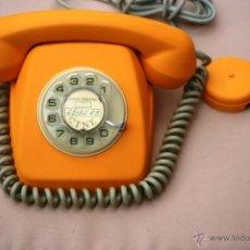 Teléfonos: AUTENTICO TELEFONO HERALDO CITESA MALAGA CTNE NI POST NI SIEMENS NI ALEMAN REVISADO DECORADO VER MAS. Lote 49860866