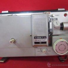 Antigüedades: CINESTAR CANON P-8 S. REPRODUCTOR DE SUPER 8 EN BUEN ESTADO.. Lote 225227335