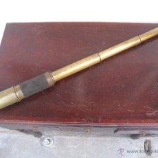 Antigüedades: RARO CATALEJO DE 5 TRAMOS. S.XIX. Lote 49887882