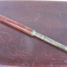 Antiques - CATALEJO DE 2 TRAMOS . S.XIX - 49890533
