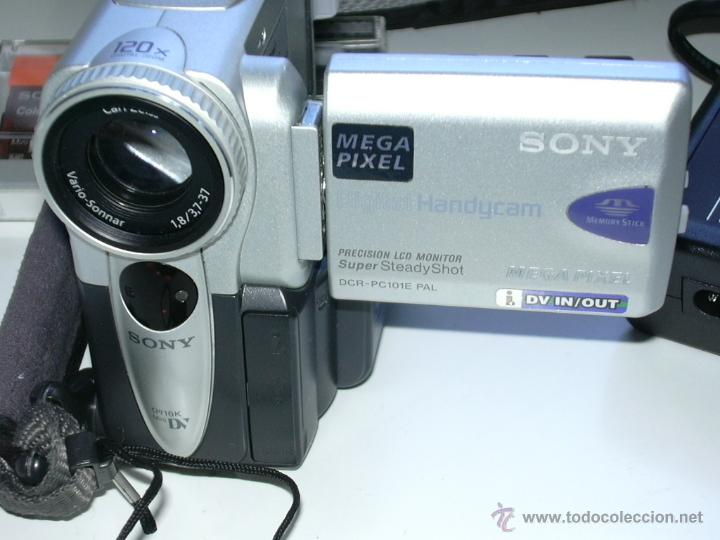 Sony MiniDV HandyCam DCR-PC Drivers Download - Update Sony Software