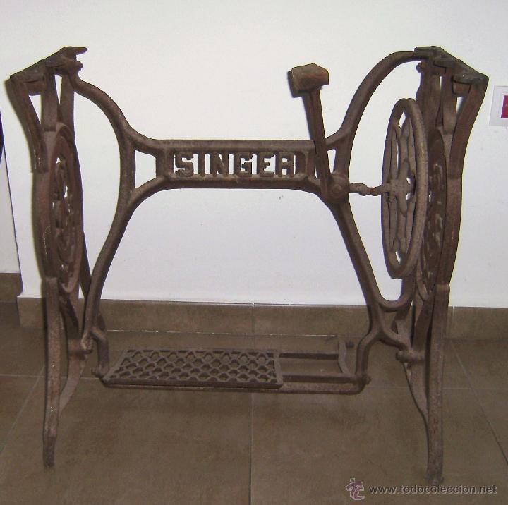 Patas maquina de coser para mesa singer - Vendido en