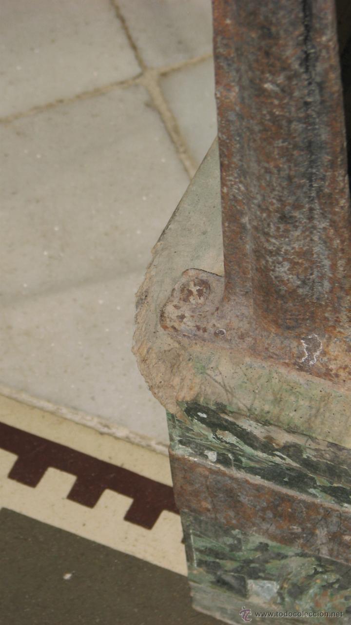 Antigüedades: ANTIGUA BÁSCULA DE ALMACEN - Foto 9 - 50019597