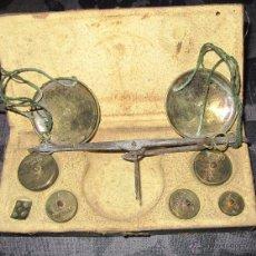 Antigüedades: PONDERAL PRIMERA MITAD SIGLO XIX. Lote 50055619