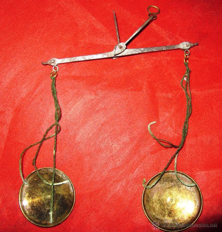 Antigüedades: PONDERAL PRIMERA MITAD SIGLO XIX - Foto 2 - 50055619