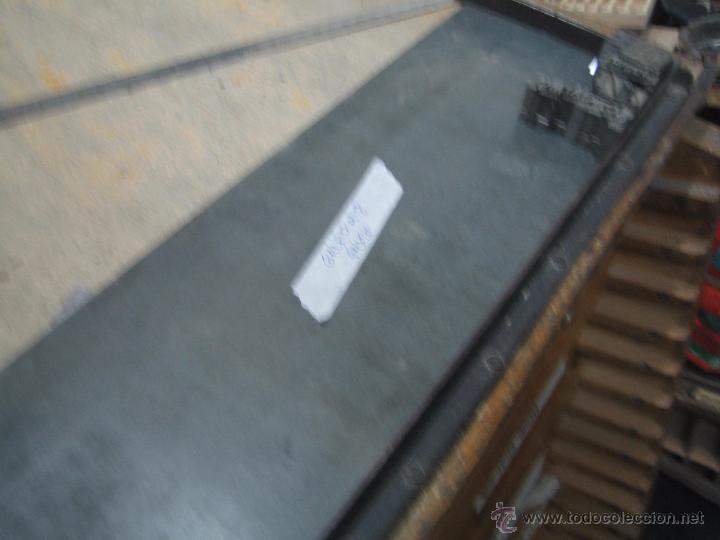 Antigüedades: IMPRENTA, GALERA METALICA PARA MOLDES DE IMPRENTA - MODELO 8 - Foto 5 - 50061235