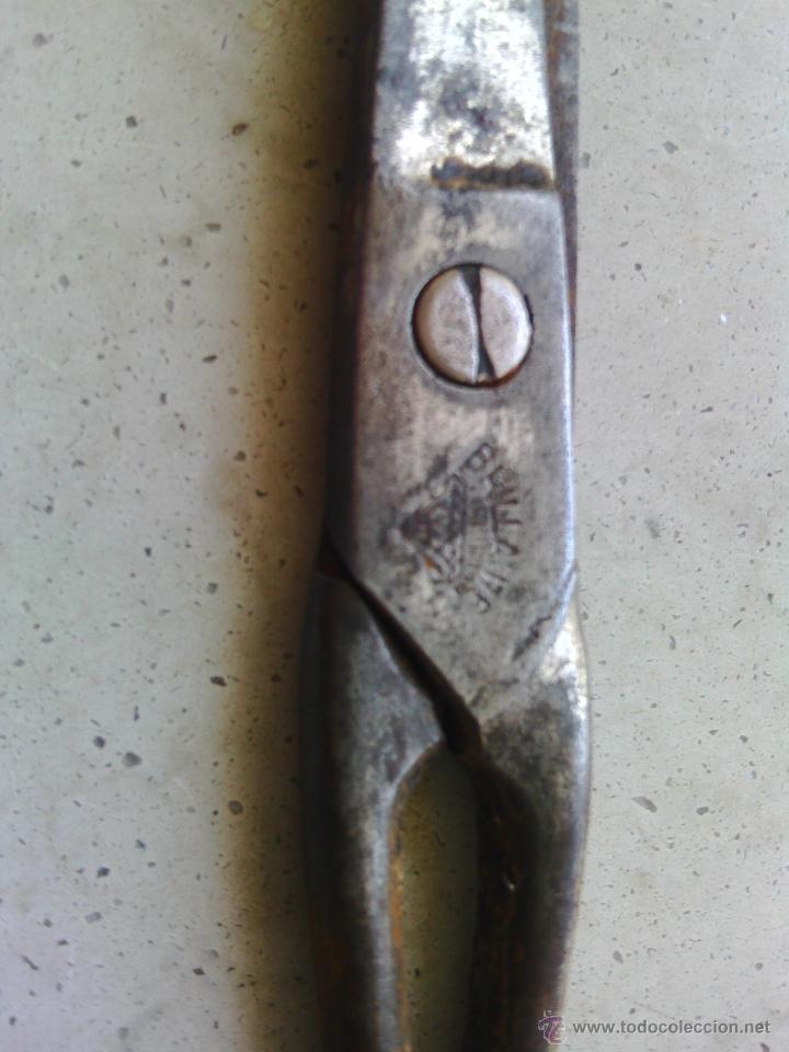 Antigüedades: tijeras marca brillante - Foto 2 - 50101494