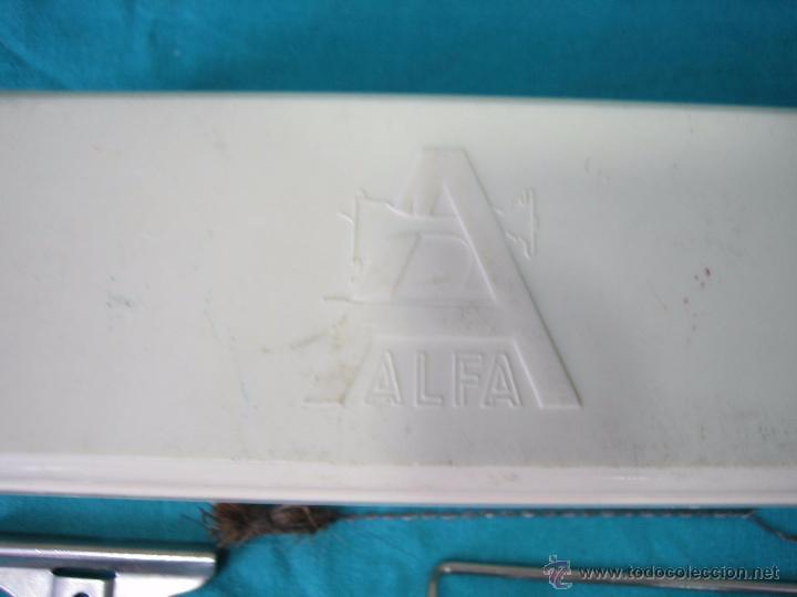 Antigüedades: Repuesto de maquina Alfa - Foto 2 - 50132646