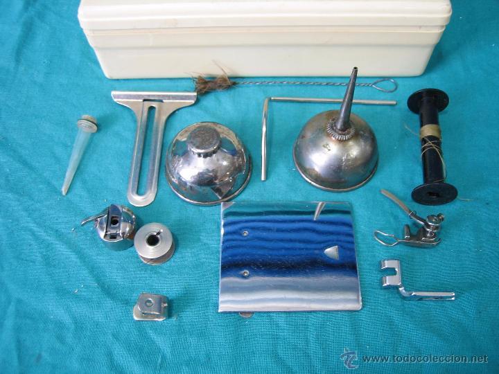 Antigüedades: Repuesto de maquina Alfa - Foto 3 - 50132646