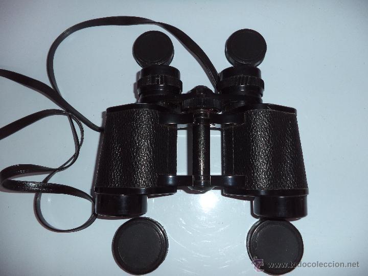 PRISMÁTICOS ANTIGUOS,MARCA ZENIT,ANTIGUOS,COMPRADOS EN UNA CASA,ORIGINALES,EN SU ESTUCHE (Antigüedades - Técnicas - Instrumentos Ópticos - Prismáticos Antiguos)