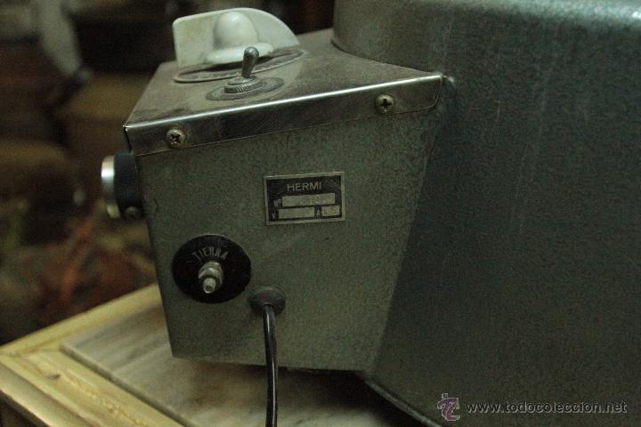 Antigüedades: Antigua centrifugadora química, procedente de laboratorio. Funcionando correctamente - Foto 4 - 50165094