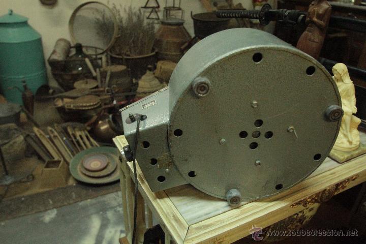 Antigüedades: Antigua centrifugadora química, procedente de laboratorio. Funcionando correctamente - Foto 8 - 50165094