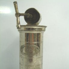 Antigüedades: ANTIGUO IRRIGADOR LAVATIVAS - FARMACIA DOCTOR EGUISIER Nº 2 -FRANCIA SIGLO XX -VERITABLE IRRIGATEUR. Lote 50188639