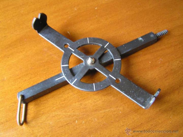 Antigüedades: ANTIGUO MEDIDOR DE AGRIMENSOR TOPÓGRAFO PHILIPS POCKET SURVEYOR 1928 TOPOGRAFIA PHILIPS - Foto 10 - 50218626
