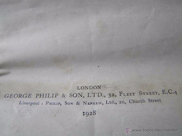 Antigüedades: ANTIGUO MEDIDOR DE AGRIMENSOR TOPÓGRAFO PHILIPS POCKET SURVEYOR 1928 TOPOGRAFIA PHILIPS - Foto 24 - 50218626