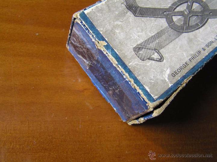 Antigüedades: ANTIGUO MEDIDOR DE AGRIMENSOR TOPÓGRAFO PHILIPS POCKET SURVEYOR 1928 TOPOGRAFIA PHILIPS - Foto 36 - 50218626