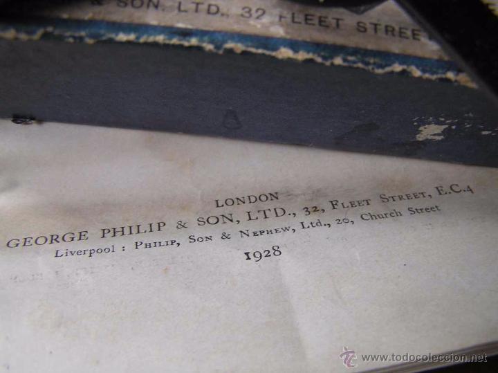 Antigüedades: ANTIGUO MEDIDOR DE AGRIMENSOR TOPÓGRAFO PHILIPS POCKET SURVEYOR 1928 TOPOGRAFIA PHILIPS - Foto 50 - 50218626
