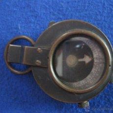 Antigüedades: BRÚJULA SUIZA CON TAPA, DE 1917.. Lote 50248833