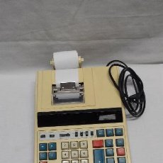Antigüedades: CALCULADORA ELECTRONICA MARCA SANYO - MODELO CY 3421DP - MADE IN JAPAN . Lote 50254371