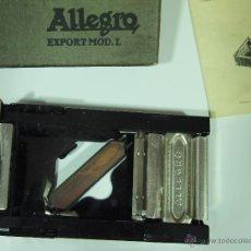 Antigüedades: AFILADORA DE CUCHILLAS DE AFEITAR.. Lote 50325821