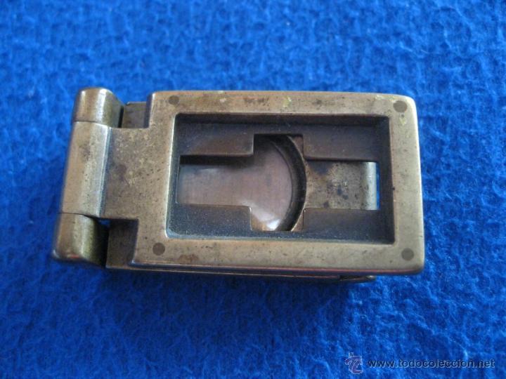 Antigüedades: Lupa plegable de precisión de 1880 - Foto 4 - 229043335