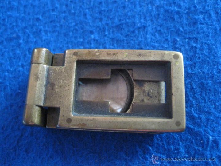 Antigüedades: Lupa plegable de precisión de 1880 - Foto 5 - 229043335