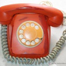 Teléfonos: RETRO VINTAGE TELEFONO HERALDO ESPAÑOL, CITESA MALAGA, CTNE REVISADO FUNCIONANDO DECORADO VER MAS. Lote 50350496