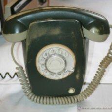Teléfonos: RETRO VINTAGE TELEFONO HERALDO ESPAÑOL, CITESA MALAGA, CTNE REVISADO FUNCIONANDO DECORADO VER MAS. Lote 50350888