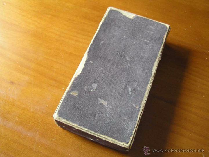 Antigüedades: AFILADOR DE CUCHILLAS DE AFEITAR ALLEGRO EN SU CAJA. - Foto 6 - 50365620