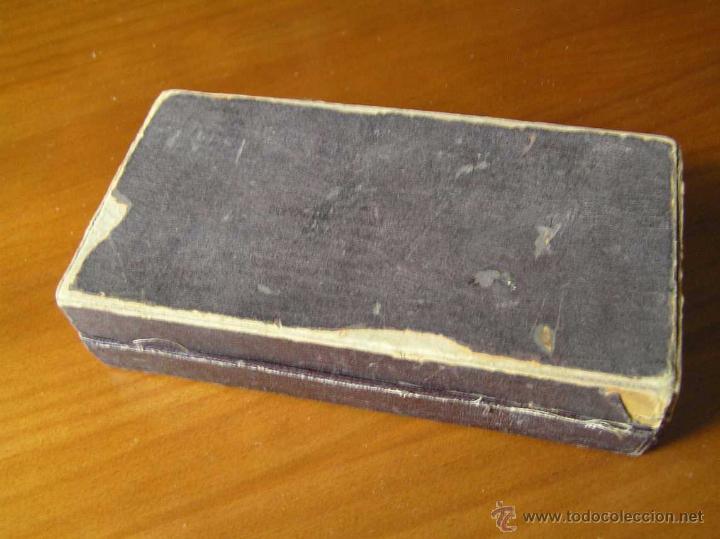 Antigüedades: AFILADOR DE CUCHILLAS DE AFEITAR ALLEGRO EN SU CAJA. - Foto 7 - 50365620