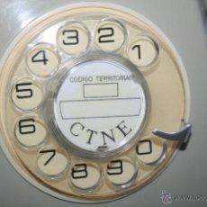 Teléfonos: DE COLECCION TELEFONO HERALDO ESPAÑOL, CITESA MALAGA, CTNE REVISADO FUNCIONANDO COMO NUEVO O SIN USO. Lote 50372373