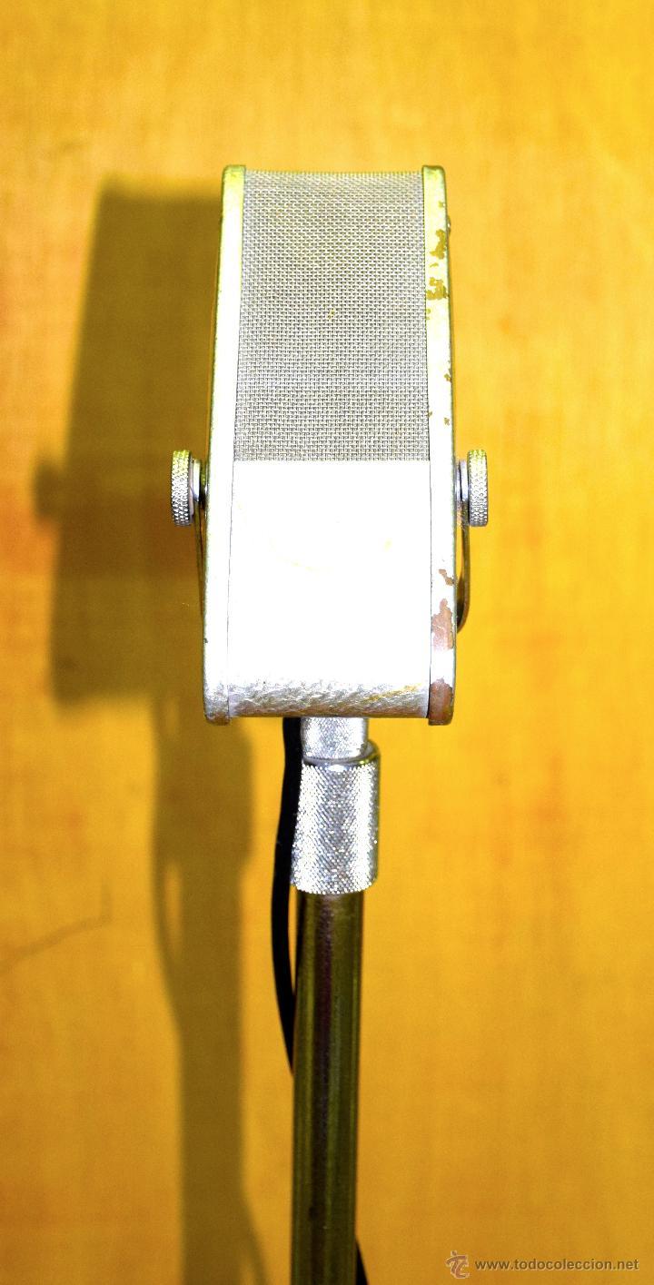 Antiguo Original Microfono De Pie Precioso Para Comprar Varias
