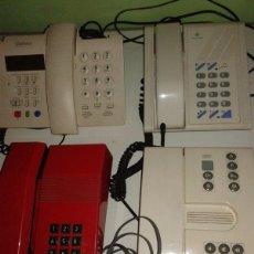 Teléfonos: TELÉFONO CLÁSICO DE SOBREMESA. Lote 50597587