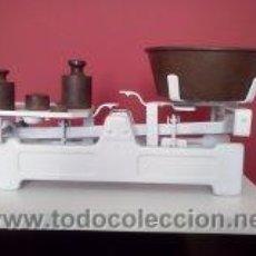 Antigüedades: ANTIGUA BALANZA, EN PERFECTAS CONDICIONES MUY BONITA!!!!. Lote 50608658
