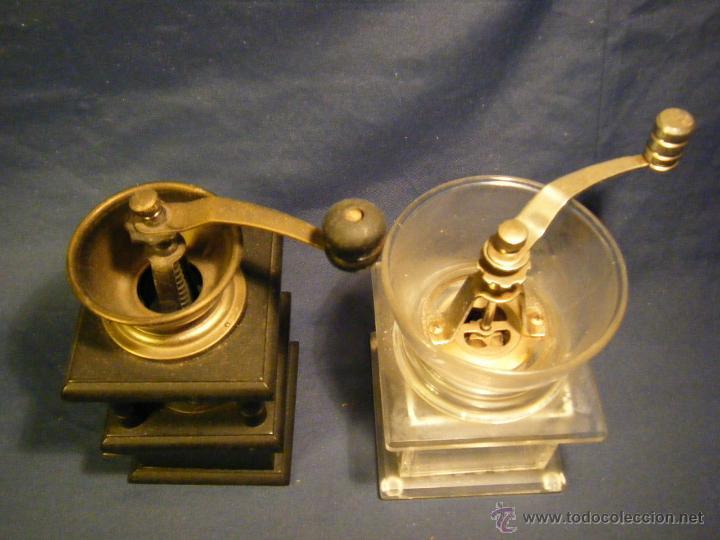 Antigüedades: DOS BONITOS MOLINILLOS - Foto 3 - 50623401