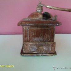 Antigüedades: ANTIGUO MOLINILLO DE CAFE MARCA ELMA.. Lote 50624449