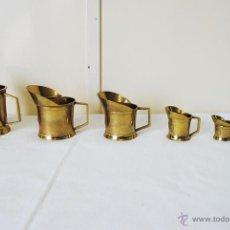 Antigüedades: JUEGO DE MEDIDAS . Lote 50649419