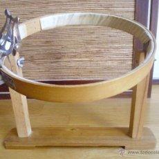 Antigüedades: BASTIDOR PARA BORDAR-27 CMS DIAMETRO- ANTIGUO. Lote 50673699