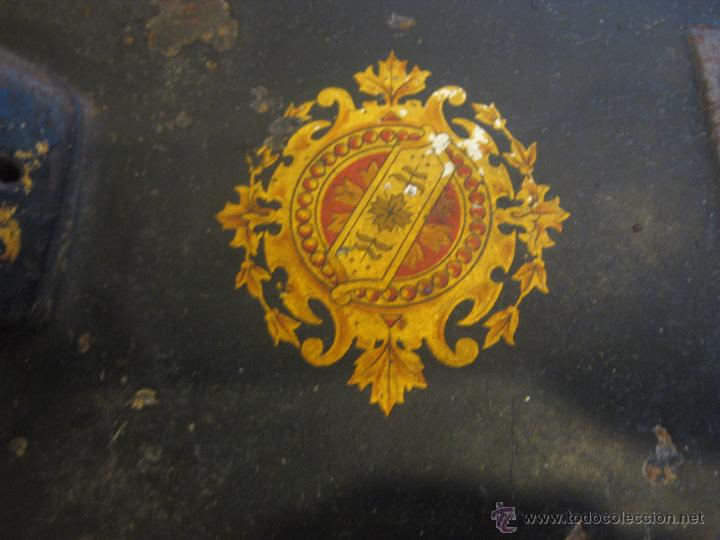 Antigüedades: Maquina de coser Wertheim - Foto 4 - 50688490