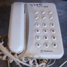 Teléfonos: TELÉFONO FORMA NEGRO. Lote 50691970