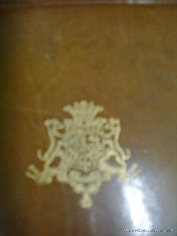 Antigüedades: FUNDA CUERO BINOCULARES PRISMATICOS. - Foto 2 - 50702854