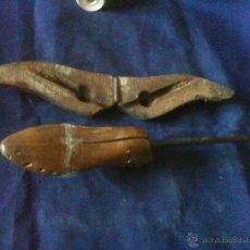 Antigüedades: HERRAMIENTA DE ZAPATERO. Lote 50713415